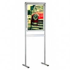 B2 500x700mm Klasik Afiş Standı-Rondo