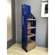 Karton Stand Raflı - 02