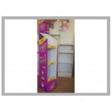 Karton Stand Raflı - 04