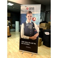 Rollup Banner 85x200 cm