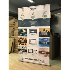 Rollup Banner 120x200 cm